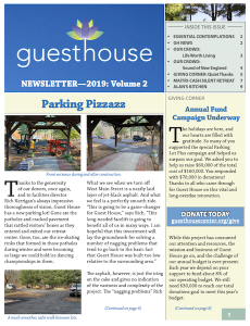 2019 Newsletter - Volume 2